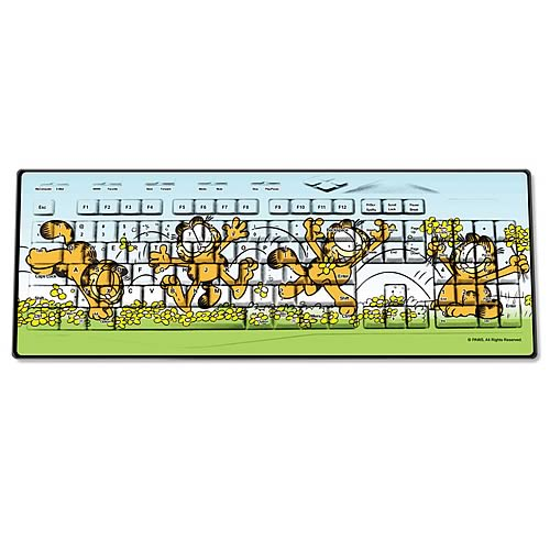 Garfield Daisy Wireless Keyboard