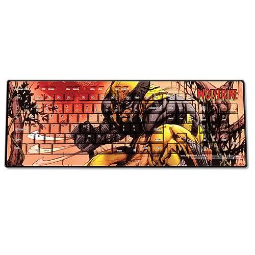 Marvel Wolverine Wired Keyboard