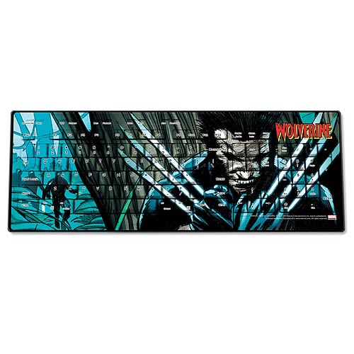 Marvel Wolverine 1 Wireless Keyboard
