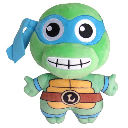 Teenage Mutant Ninja Turtles Leonardo Phunny Plush