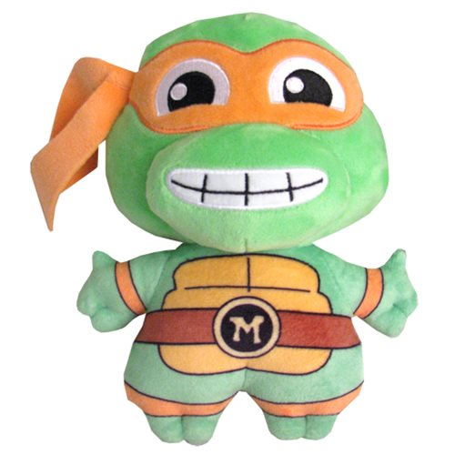 Teenage Mutant Ninja Turtles Michelangelo Phunny Plush
