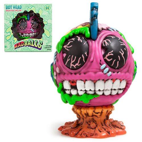Madballs Bot Head Medium Figure