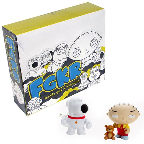 Family Guy Vinyl Mini-Figure