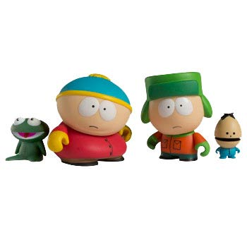 South Park Vinyl Mini-Figure 4-Pack