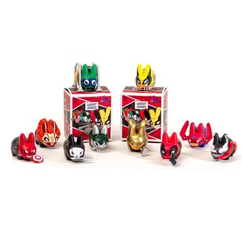 Marvel Labbit Vinyl Mini-Figure 4-Pack