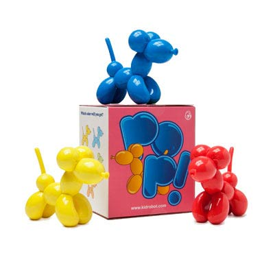 Kidrobot Pop! Pups Vinyl Mini-Figure 4-Pack
