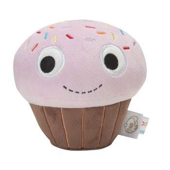 Kidrobot YUMMY Cupcake Pink Small Plush