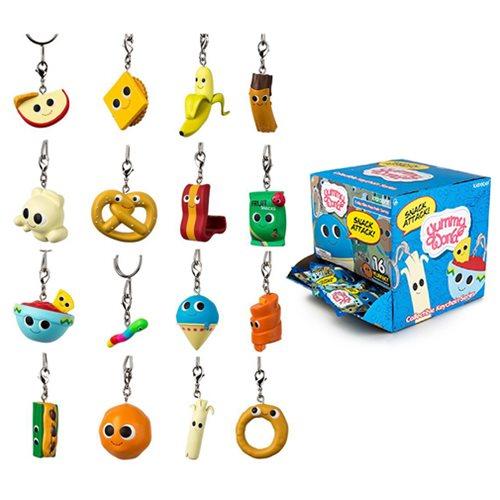 Stretch String Cheese Kidrobot Yummy World Snack Attack Key Chain