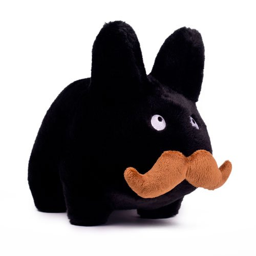 Black Labbit Plush