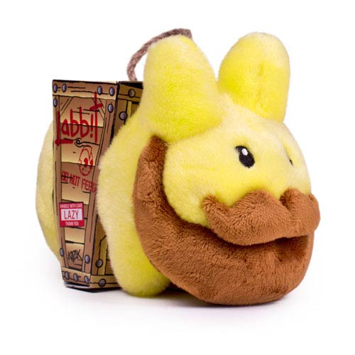 Bearded Labbit Small Yellow Plush