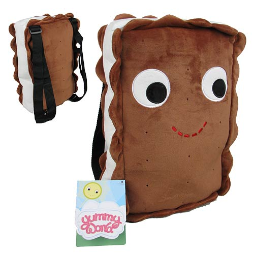 YUMMY World Sandy Backpack