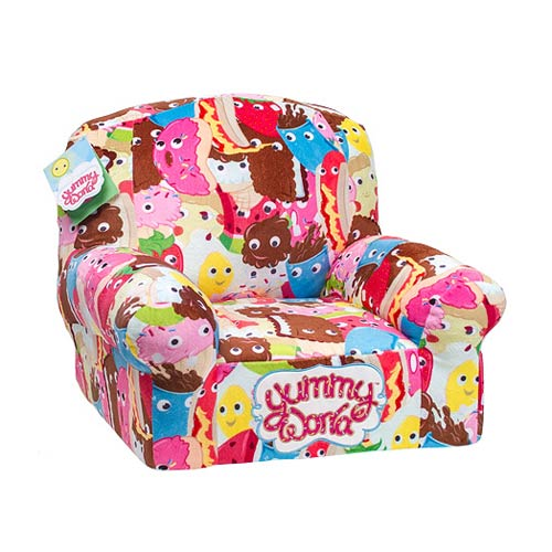 YUMMY World Characters Plush Chair