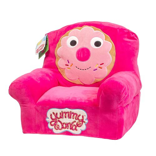 YUMMY World Yummy Plush Chair