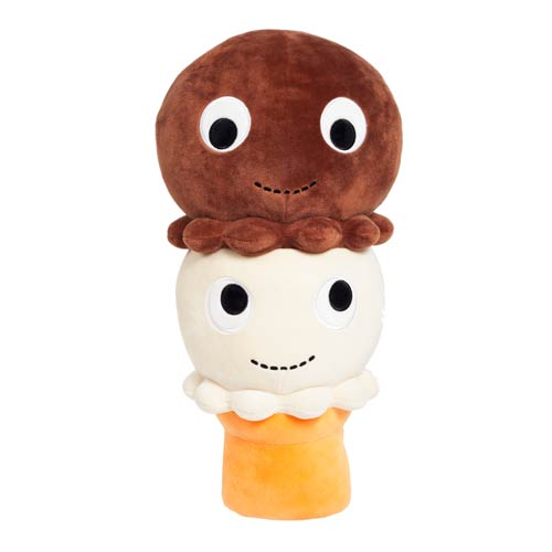 YUMMY World Double Scoop Twins 16-Inch Large Plush