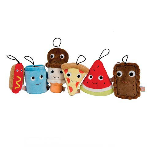 YUMMY World 4-Inch Small Plush Wave 2 Display Box