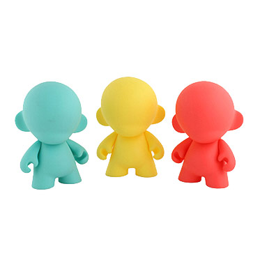 Mini MUNNY Multicolor Vinyl Figure