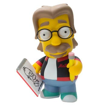 The Simpsons Matt Groening 6-Inch Vinyl Figure