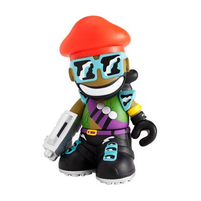 Major Lazer Kidrobot 8-Inch Vinyl Mini-Figure