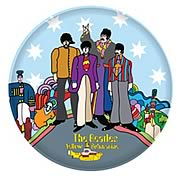 Beatles Yellow Submarine Serving Tray