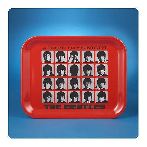 Beatles A Hard Day's Night Serving Tray