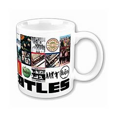Beatles Chronology Mug