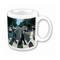 Beatles Abbey Road Mug