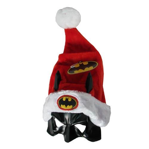 Batman Logo Santa Hat