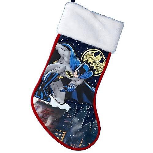 Batman Blue Stocking