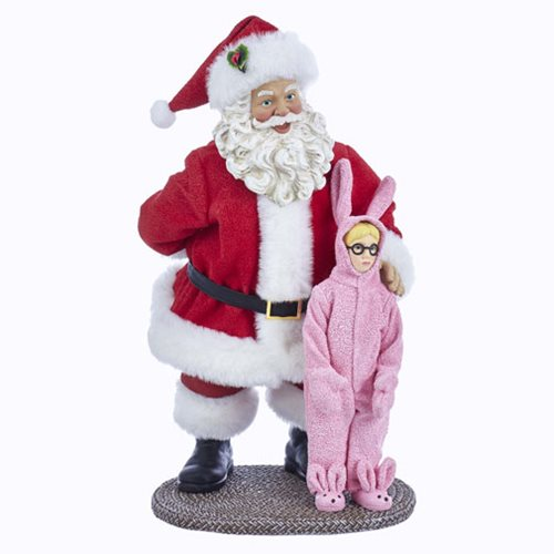 A_Christmas_Story_Santa_and_Ralphie_Table_Piece_Decoration