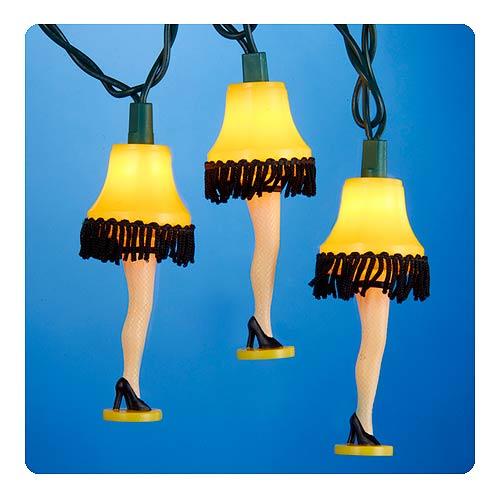 A Christmas Story Leg Lamp Christmas Lights 86131274855 | eBay