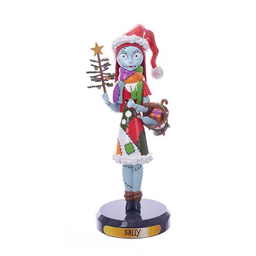 The Nightmare Before Christmas Sally 10-Inch Nutcracker