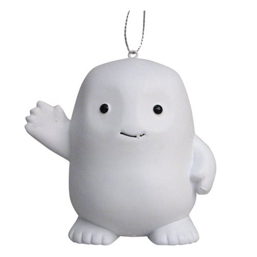 Doctor Who Adipose 3-Inch Blow Mold Ornament