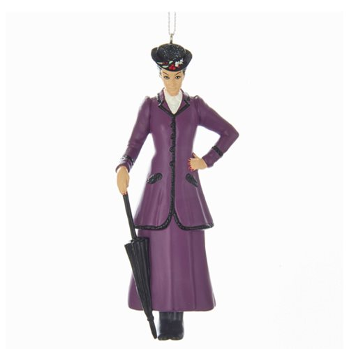 Doctor Who Missy 5-Inch Figural Ornament
