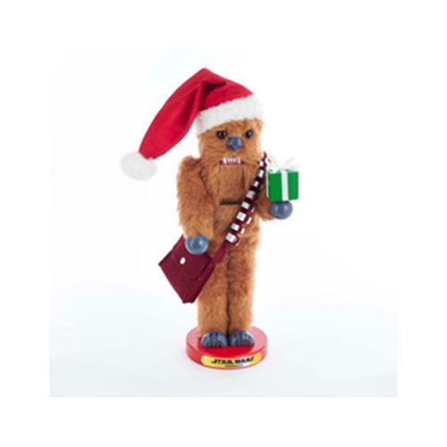 Star Wars Chewbacca 15-Inch Steinbach Nutcracker