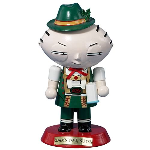 Family Guy Stewie Nutcracker