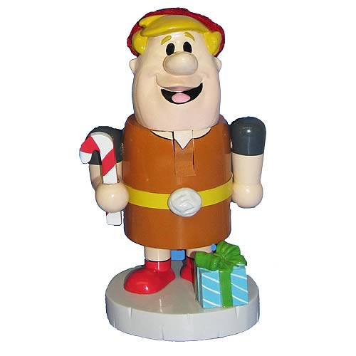 Flintstones Barney Rubble 7-Inch Nutcracker