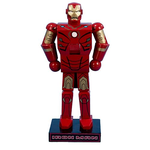Iron Man 11-Inch Nutcracker