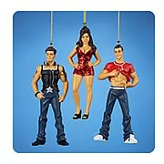 Jersey Shore Resin Ornament Case