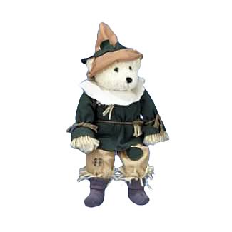Wizard of Oz Scarecrow 12-Inch Teddy Bear