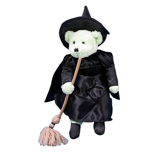 Wizard of Oz Wicked Witch of the West 12-Inch Teddy Bear