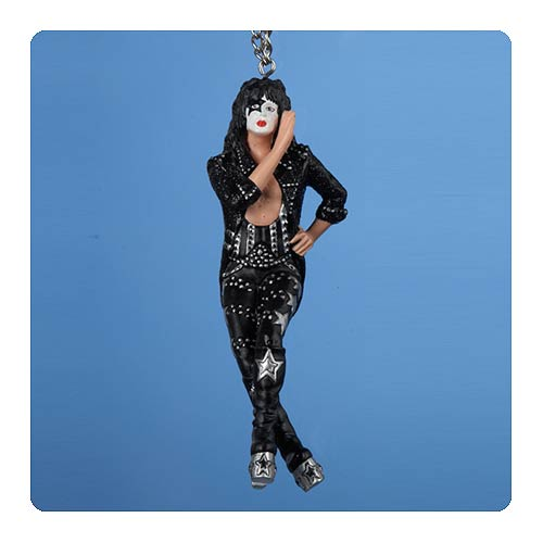 KISS Paul Stanley Star Child Posing Ornament
