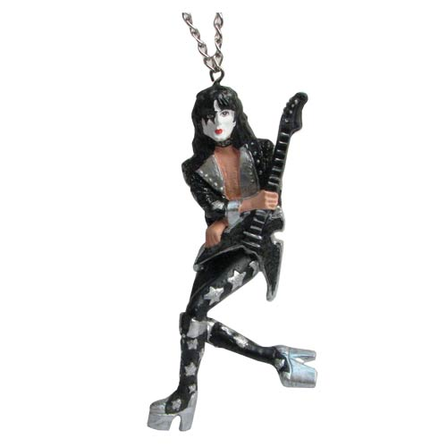 KISS Starchild 4 1/2-Inch Figural Christmas Ornament