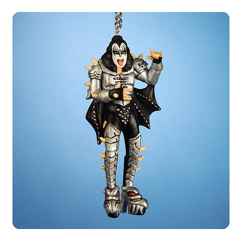 KISS Demon Figural Resin 5-Inch Ornament