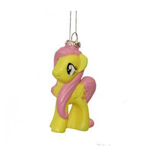 My Little Pony Fluttershy 3-Inch Plastic Molded Ornament