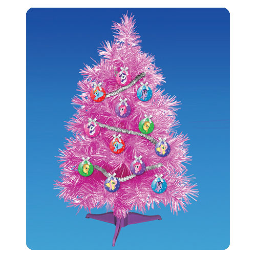 My Little Pony Friendship is Magic Tinsel Christmas Tree