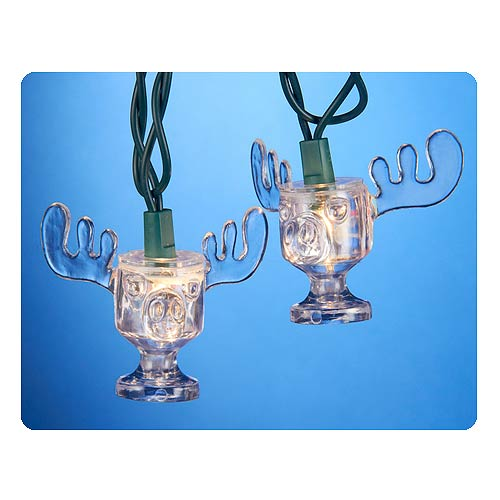 National Lampoon's Christmas Vacation Moose Christmas Lights