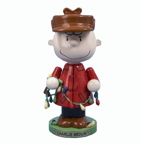 Peanuts Charlie Brown 10-Inch Nutcracker