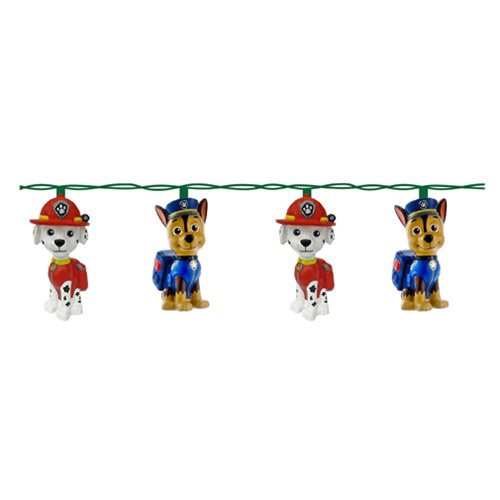 Paw Patrol Marshall/Chase Light Set