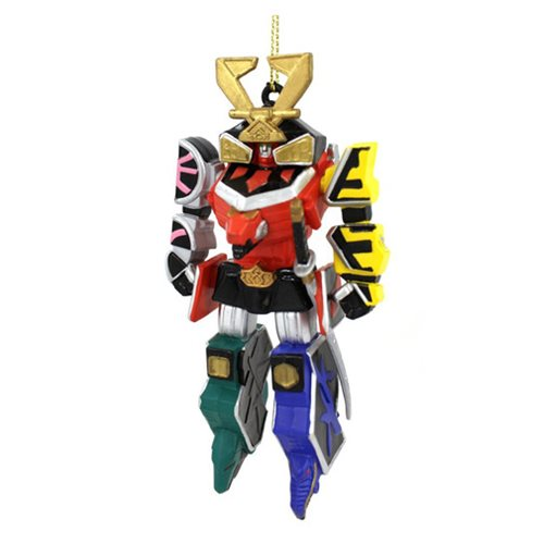Power Rangers Megazord Blow Mold Ornament
