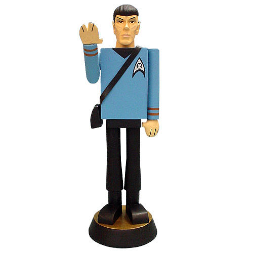 Star Trek Spock Nutcracker
